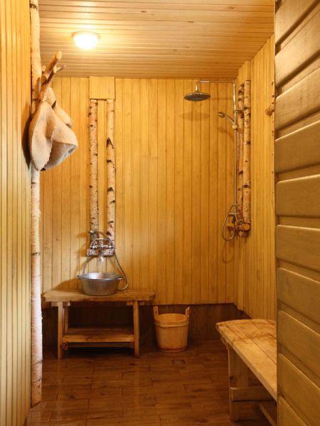 Баня, 'Окулова Заимка', отдых в коттеджах в Подмосковье.