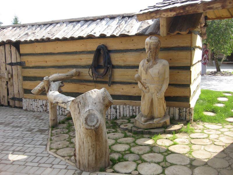 Территория, 'Окулова Заимка', отдых в коттеджах в Подмосковье.