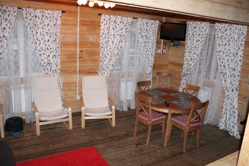 """Бльшой коттедж, Загородный отель """"Улиткино"""", отдых в Подмосковье."""