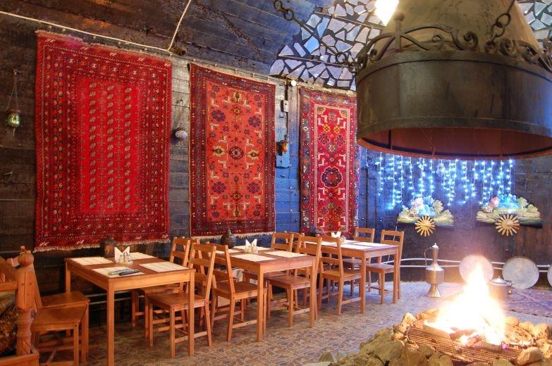 """Ресторан """"Чайхона"""". Загородный отель """"Улиткино"""", отдых в Подмосковье."""