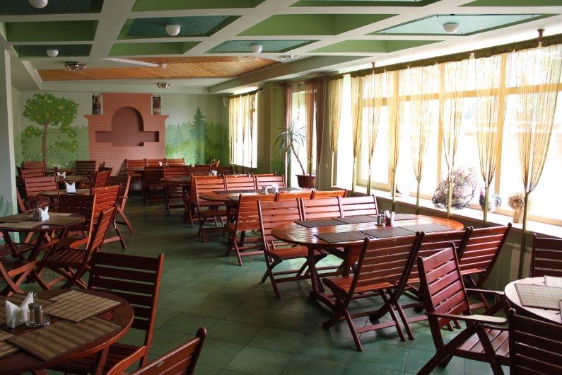 """Ресторан. Загородный отель """"Улиткино"""", отдых в Подмосковье."""