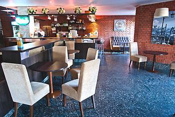 Лобби-бар, Парк-отель 'Олимпиец', Подмосковье.